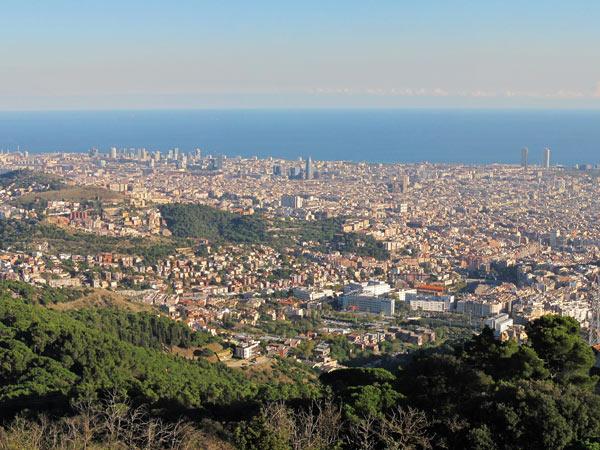 barcelona stedentrip