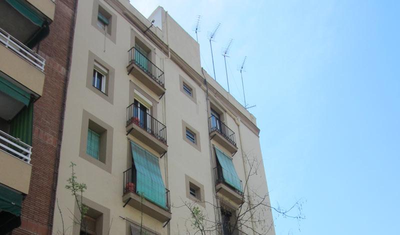 Zoek een geschikt appartement in Barcelona