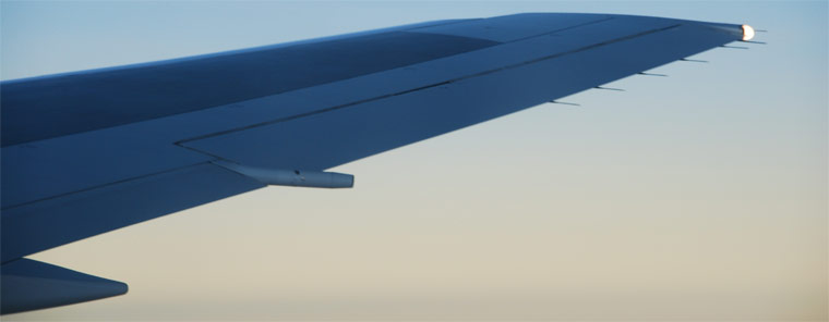 Vliegen naar Barcelona