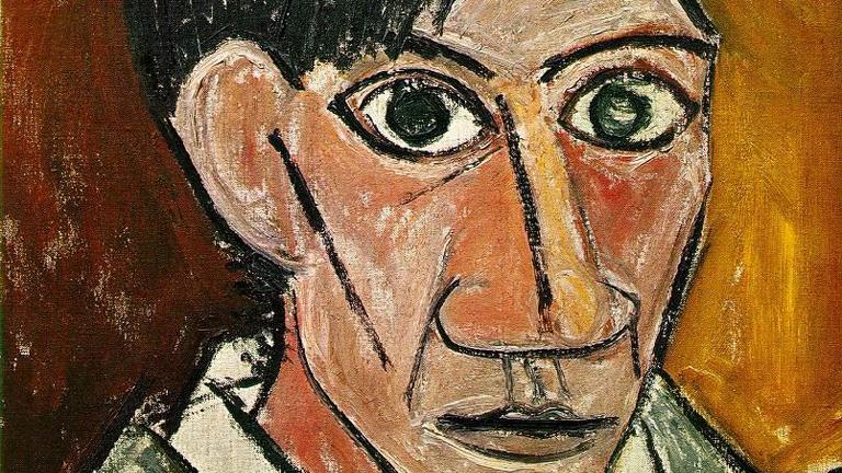 Pablo Picasso Born