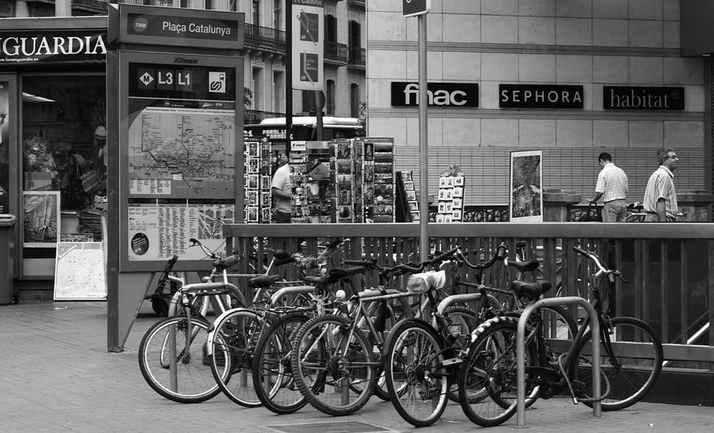 fietsverhuur barcelona
