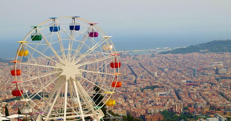 pretpark barcelona