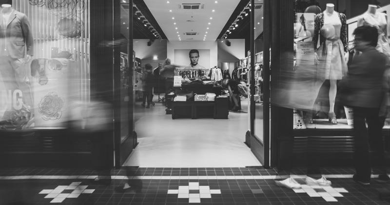winkels in barcelona